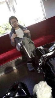 """電車内で乳首クリクリ…""""乳首おじさん""""懲りずにまた逮捕"""