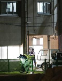 IT講師刺殺疑い男逮捕、福岡