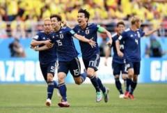 速報? 日本代表がコロンビアに勝利! ワールドカップで南米勢に初の勝利をもぎ取る!