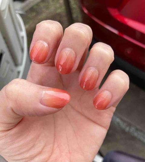 ohoraネイル着画紹介 【N Basic Nails No.1】