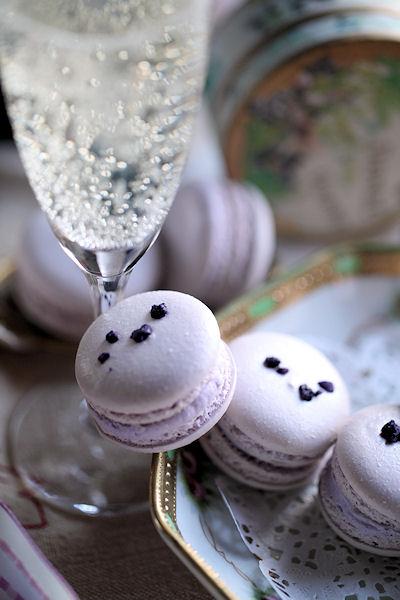 champaigne-violet-macarons2