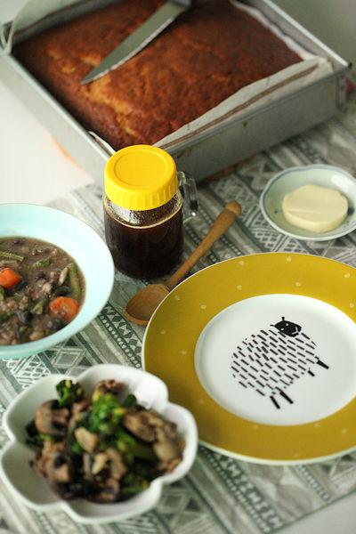 mame-soup