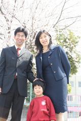 パパとママと優奈