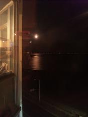 江ノ島満月