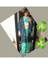 薔薇羽織1