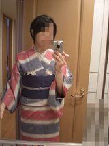 tricolore wool×takaobi2