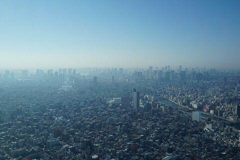 【震撼】東京こんなになってまうのか? あかん震えが止まらん…(画像あり)