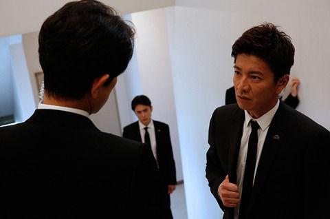 【衝撃】木村拓哉ドラマ「BG」最終回放送の結果wwwwwww
