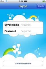 1 Skype initial