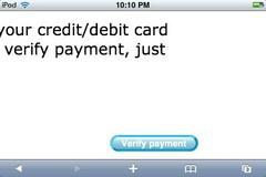 12 verify payment