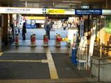 柴又駅の改札