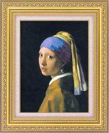 フェルメールの絵画