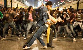 ラストのダンス