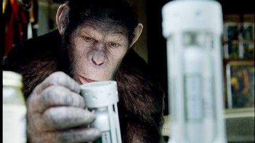 猿の惑星、1