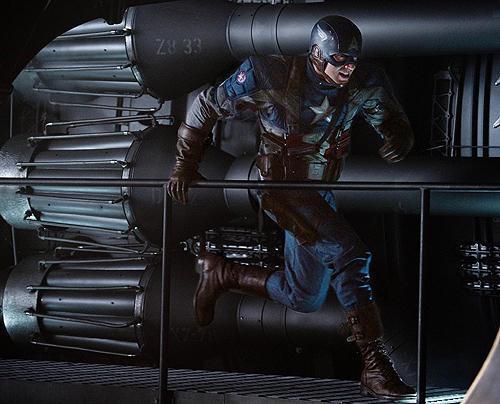 キャプテン・アメリカ、15