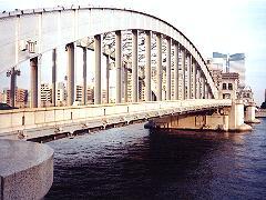 こちら亀有派出所、勝どき橋