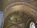 サンマルコ寺院の天井1