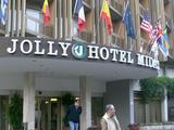 ローマ、ジョリーホテル