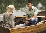 ボートに乗って