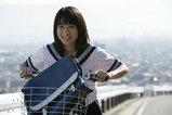自転車で佐和子