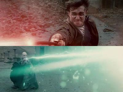 ハリーポッターと死の秘宝、2