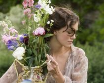 キーラ、花