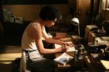 茶川が小説を書く
