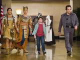 ファラ王とベン、息子