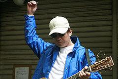 ケンヂのギター