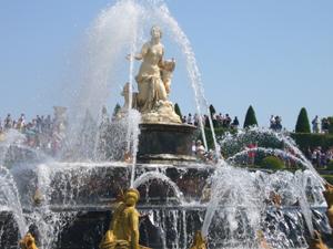 20070714 ベルサイユ噴水