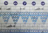 ボーリングスコア5?9