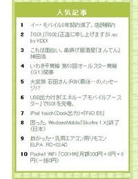 人気記事10