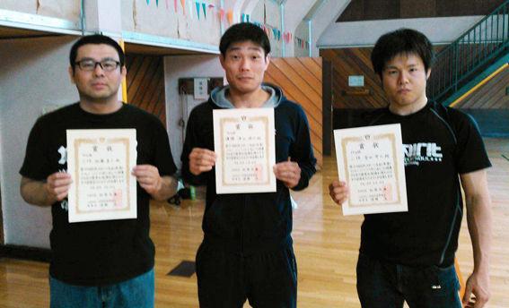 5/28 大田区アマチュアレスリング大会で2支部3名が入賞!
