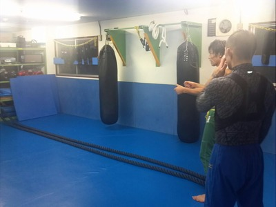 rope training01