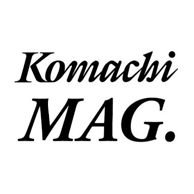 Komachi MAG. にもパルシェを紹介して頂きました♫
