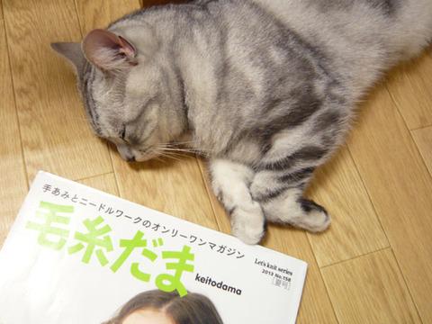 毛糸だま 2013 No158 夏号 0004