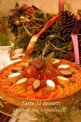 tarte 13 desserts