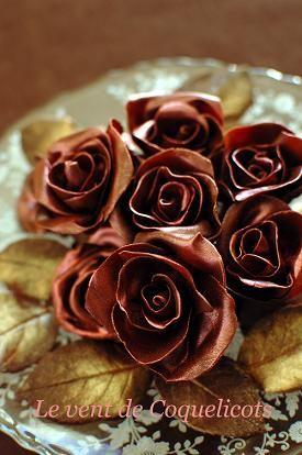 corsage rose