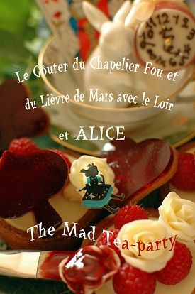 alice, the mad teaparty