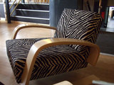 ふと、椅子 & 今週のデジュネ