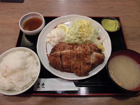 06チキンカツおろしポン酢定食