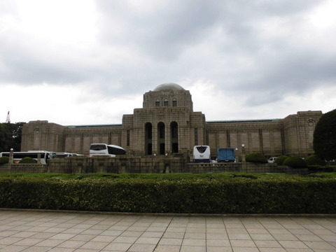 11神宮外苑・聖徳記念絵画館