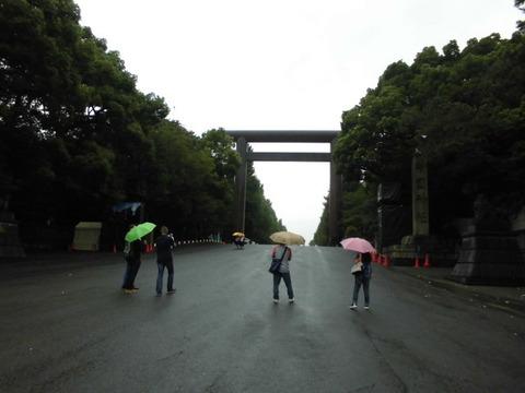 14靖国神社