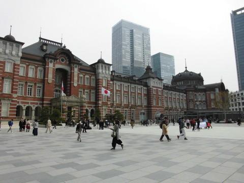 15東京駅