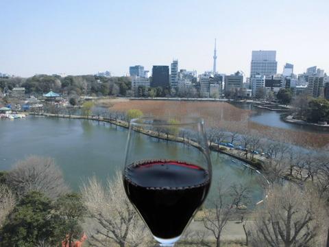 11赤ワイン