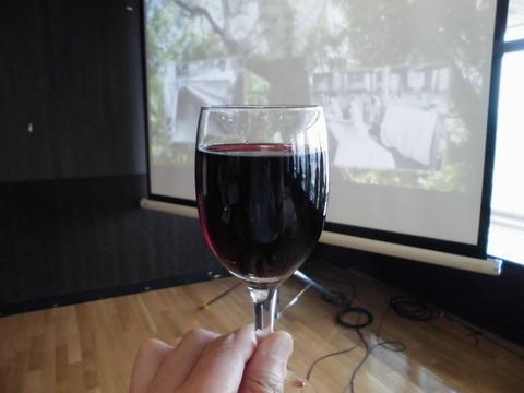 14赤ワイン