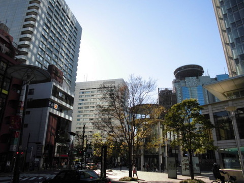 01赤坂駅前交差点