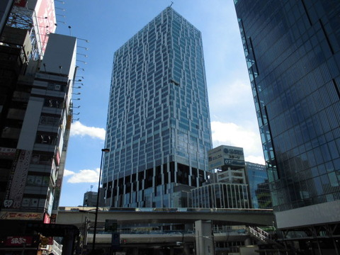 11渋谷ストリーム