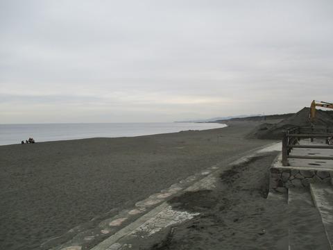 123茅ヶ崎漁港海岸公園4