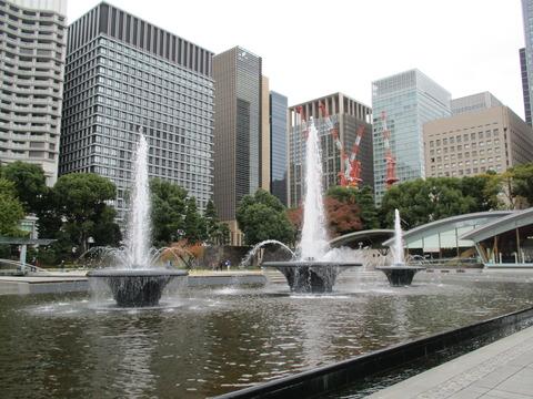 23和田倉噴水公園2